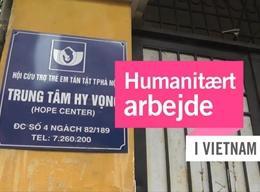 Humanitært arbejde i Vietnam