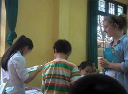 Vietnam Teaching Project