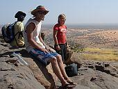 Ausflug nach Dogon Country in Mali
