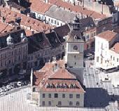 Marktplatz von Brasov