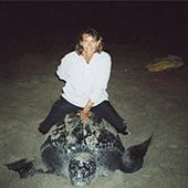 Mexiko, Turtle, Angelika