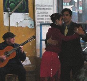 Argentinien-Medizin-Tango