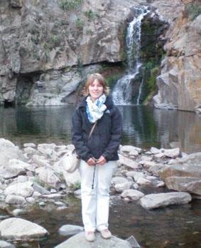 Argentinien-Medizin-Wasserfall
