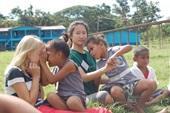 Fiji-Sommerferien Special mit Kindern