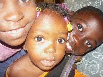 Sozialarbeit Ghana Kinder