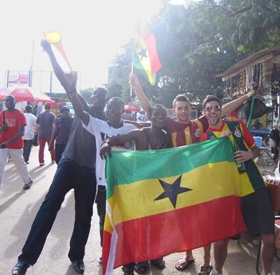 Sozialarbeit Ghana WM