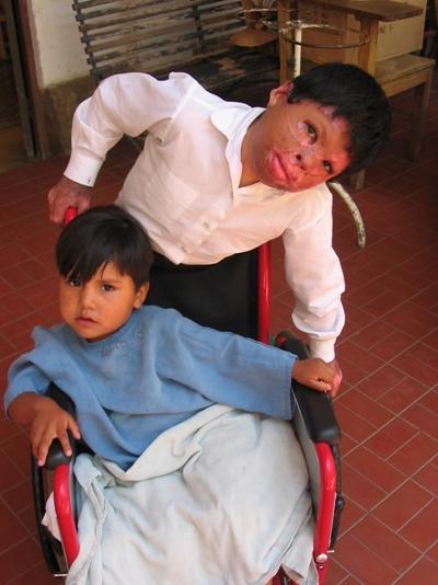 Kinder der Quemados