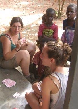 Ghana Naturschutz Kids