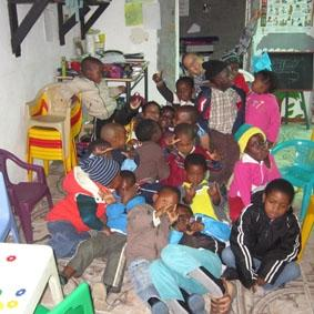 Südafrika, Sozialarbeit, Freiwillige