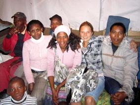 Südafrika, Sozialarbeit, Freunde