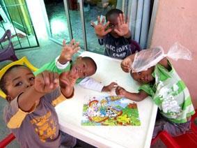 Südafrika, Sozialarbeit, Kindergarten