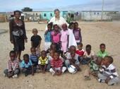 Südafrika, Sozialarbeit, Spielplatz