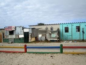 Südafrika, Sozialarbeit, Townships
