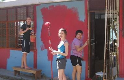 Malern und streichen