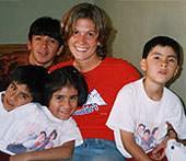 Peru, Freiwillig, Familie Annika