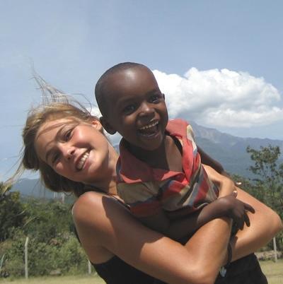 Sozialarbeit Tansania Junge