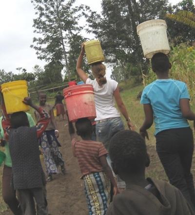 Sozialarbeit Tansania Wasser