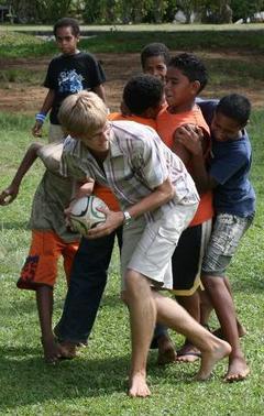 Fidschi unterrichten-rugby