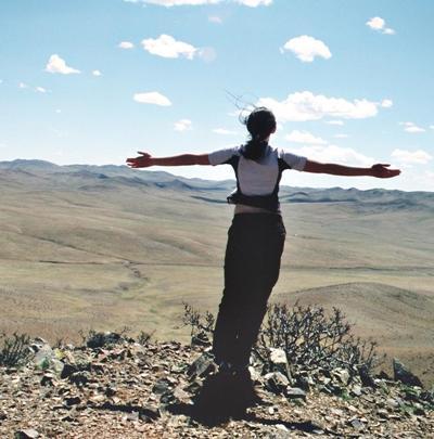 Mongolei Nomaden - Projekt Steppe