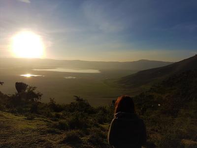 Landschaft in Arusha - Tansania