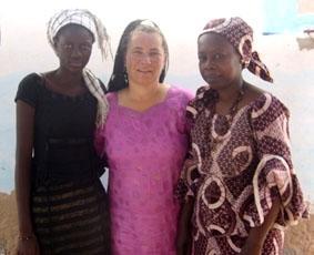Senegal, Sozialarbeit, Freiwillige