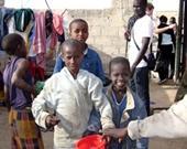 Senegal, Sozialarbeit, Kinder