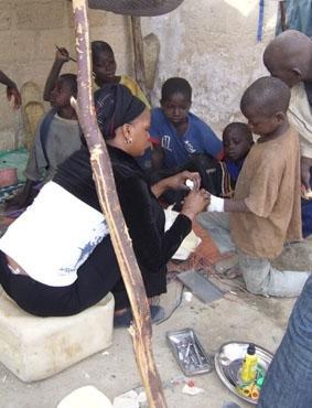 Senegal, Sozialarbeit, Talibe