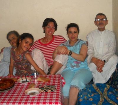 marokko-unterrichten-familie