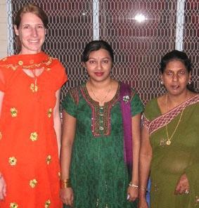 Fidschi-Unterrichten-Gastfamilie