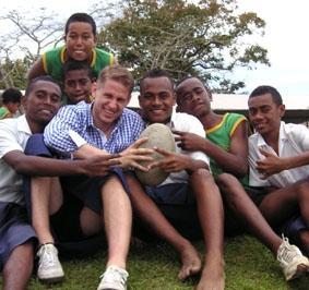 Fidschi-Unterrichten-Rugby