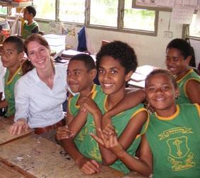 Fidschi-Unterrichten-Unterricht