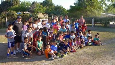 Sport-Praktikum Argentinien, Projects Abroad