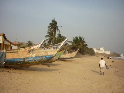 Sozialarbeit in Ghana von Carolyn Riera