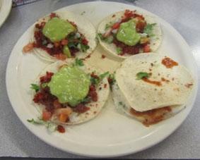 Mexiko-Sozialarbeit-Tacos