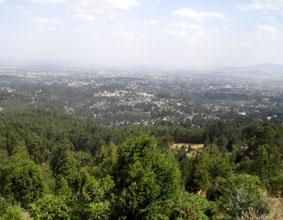 Äthiopien, Unterrichten, Addis