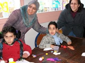 marokko-sozialarbeit-basteln
