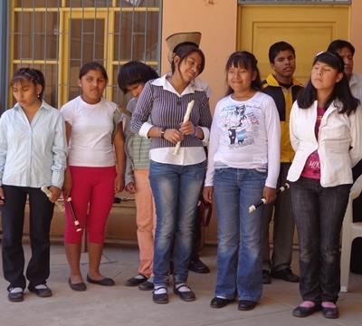 bolivien-musik-probe