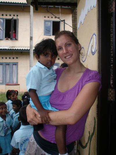 Sri Lanka Sozialarbeit