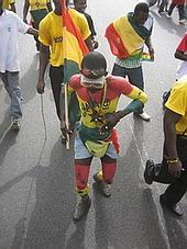 Reportage vom 50. Jahrestag Ghanas