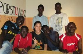 Senegal, Sozialarbeit, Schüler