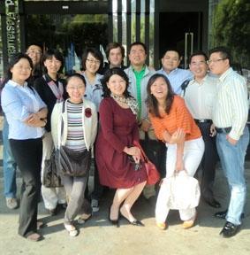 China Jura - Praktikum Kollegen