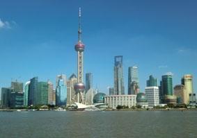 China Jura - Praktikum Pudong
