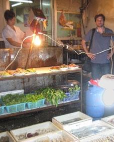 China Jura - Praktikum Streetfood