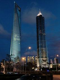 China Jura - Praktikum Towers
