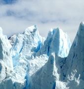 Sozialarbeit Argentinien Eisberge