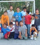 Sozialarbeit Argentinien Fussball