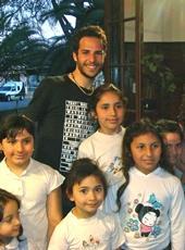 Sozialarbeit Argentinien Kinderchor