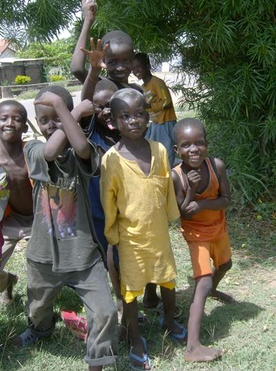 Sozialarbeit in Ghana