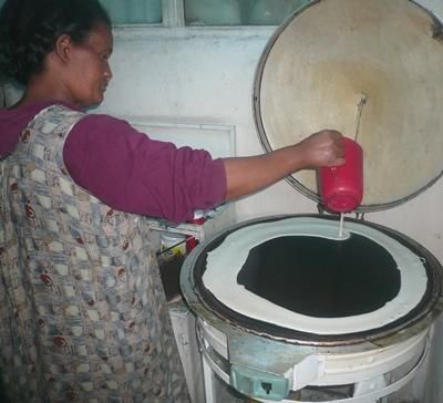 Sozialarbeit Äthiopien Gastmutter