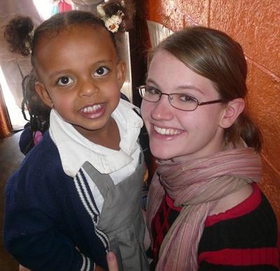 Sozialarbeit Äthiopien Kid